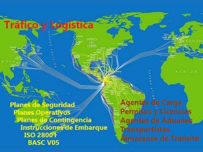 TRAFICO Y LOGISTICA JAVALDIVIA CONSULTOR EN LIMA PERU
